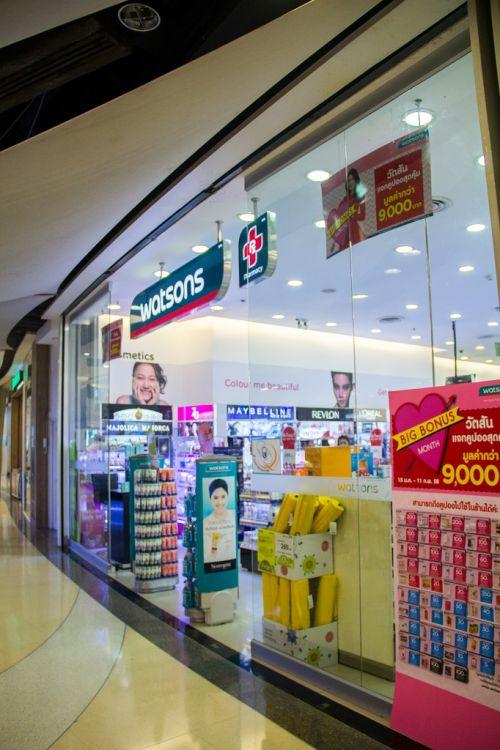 Где купить корейскую косметику в паттайе