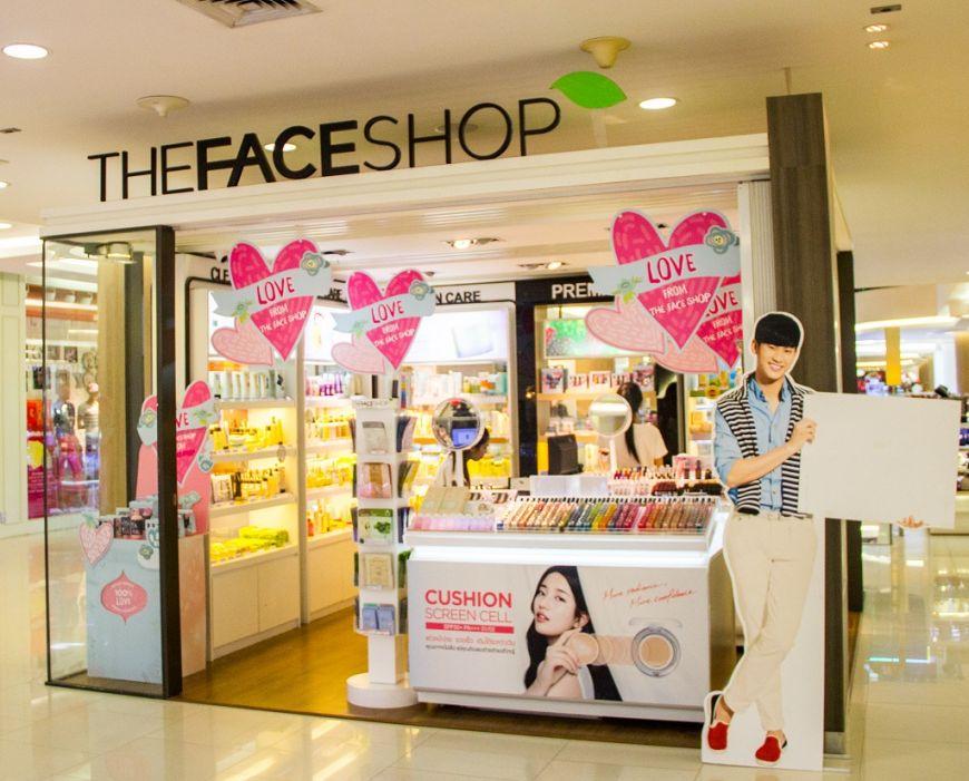Центр корейской косметики пхукет
