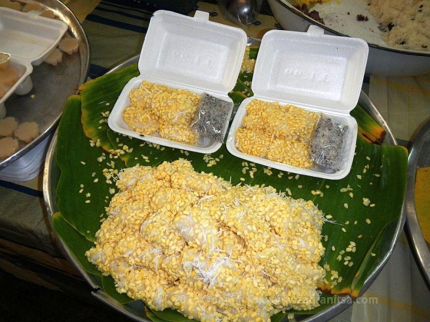 Рецепт блюд из рисовой муки